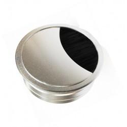 SISO Przepust aluminiowy ø60 ze szczotką