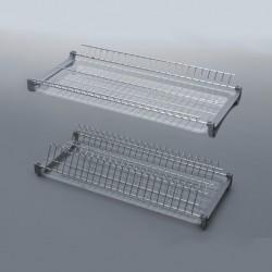 Ociekarka STANDARD 3 Metal Chrom REJS