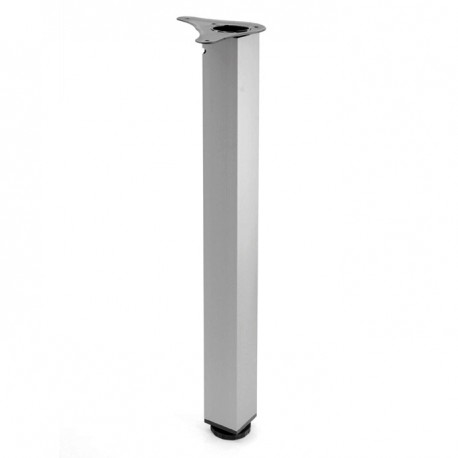 Kwadratowa noga stołowa 60x60 110 cm