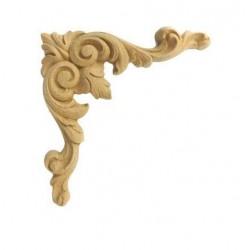 Ornament 560262 z pyłu drzewnego