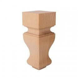 Noga drewniana do mebli WY01055