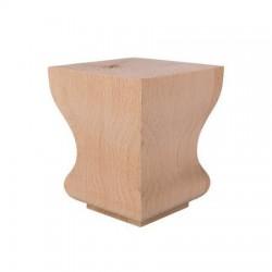 Noga drewniana do mebli WY01051