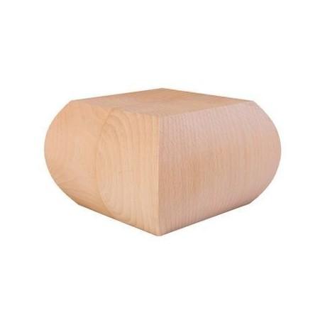 Noga drewniana do mebli WY01048