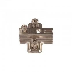 Prowadnik do zawiasów HAFELE Metalla H0 z euro